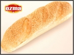 Susamlı Baget Ekmeği
